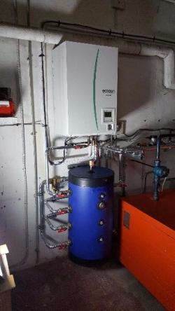 installation chauffage