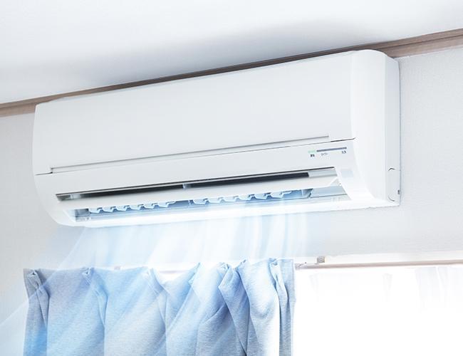 Pose climatisation réversible